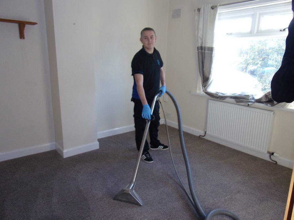 Carpet Cleaning - Stoke-on-Trent